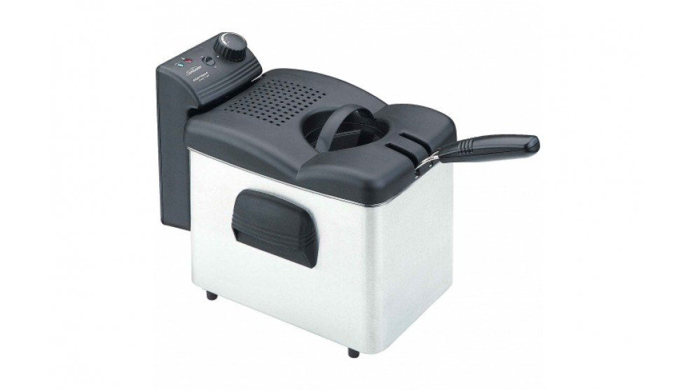Sunbeam Stainless Steel Deep Fryer