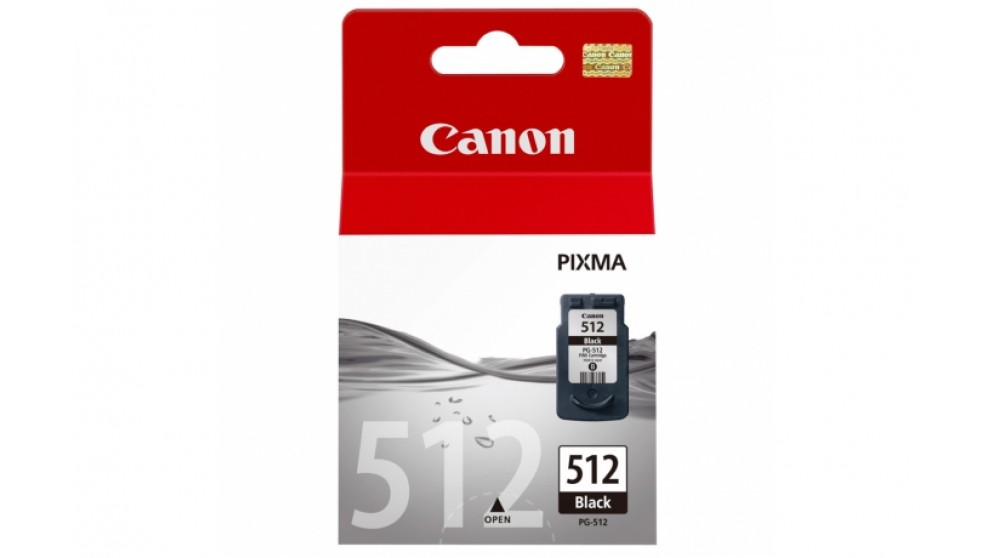 Canon PG-512 Black Colour Ink Cartridge