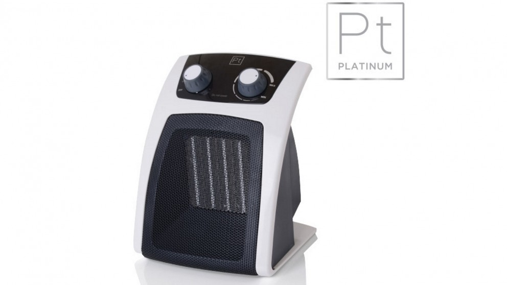 Goldair 2000W Platinum Ceramic Fan Heater