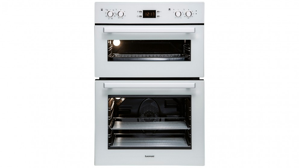 Euromaid 600mm Multifunction Double Oven