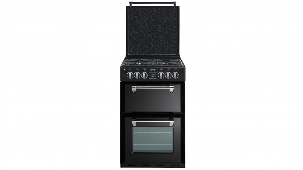 Belling 54cm Mini Richmond Freestanding Range Cooker - Black