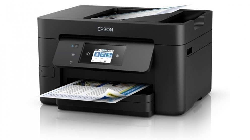 Epson WorkForce WF-3725 Multifunction Printer