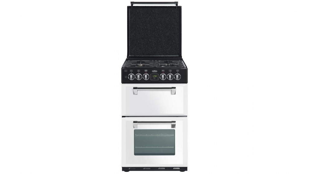 Belling 54cm Mini Richmond Freestanding Range Cooker - White