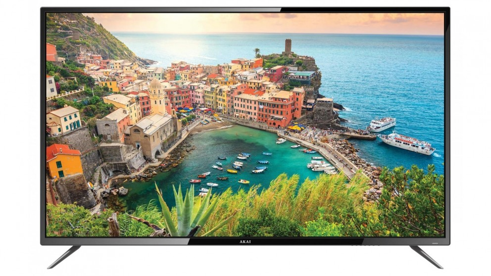Akai 55-inch 4K UHD Android Smart LED LCD TV | Tuggl