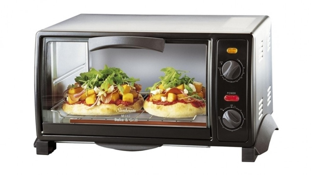 Sunbeam Mini Bake & Grill Compact Oven