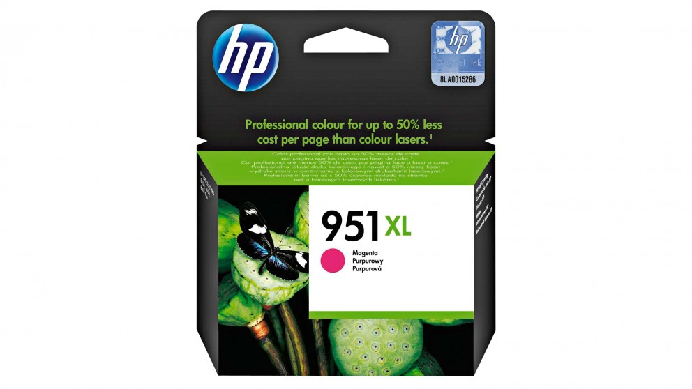 HP 951XL Magenta Officejet Ink Cartridges