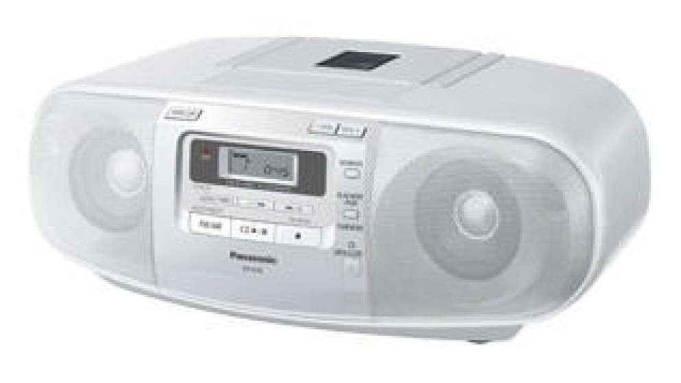 Panasonic RXD45 CD Radio Cassette Player