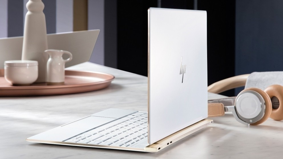 HP Spectre 13 Laptop i5 - Ceramic White