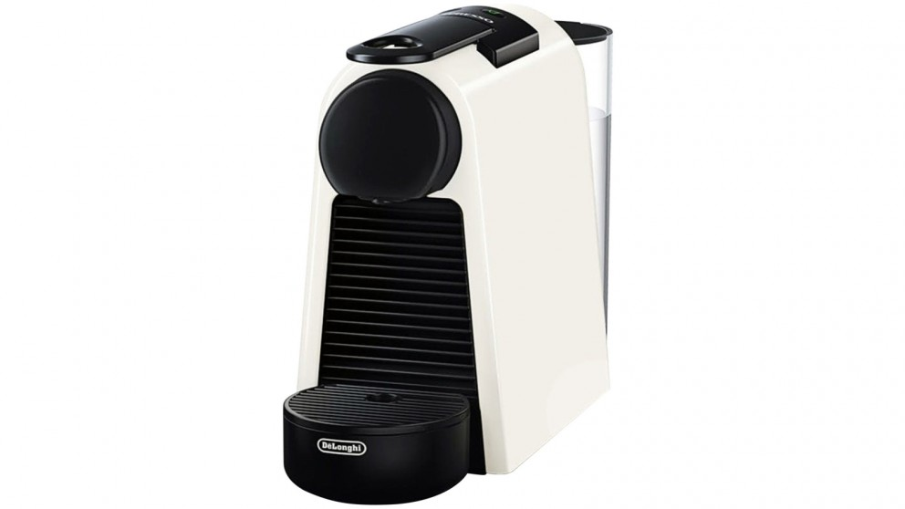 DeLonghi Nespresso Essenza Mini Solo Coffee Machine - White | Tuggl