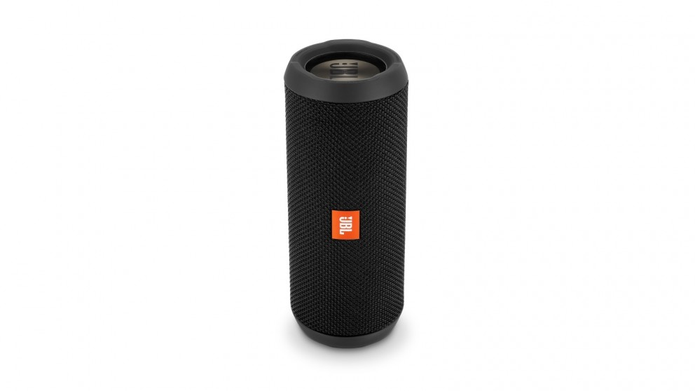 JBL Flip 3 Stealth Edition Portable Bluetooth Speaker - Black | Tuggl