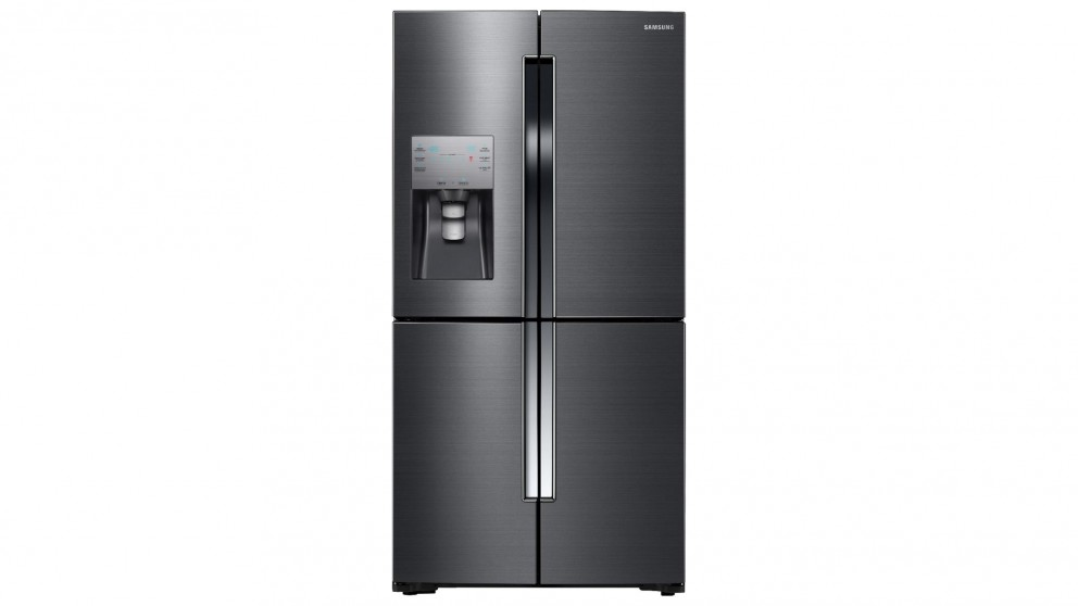 Cheap Samsung 719l 4 Door French Door Fridge Black Steel