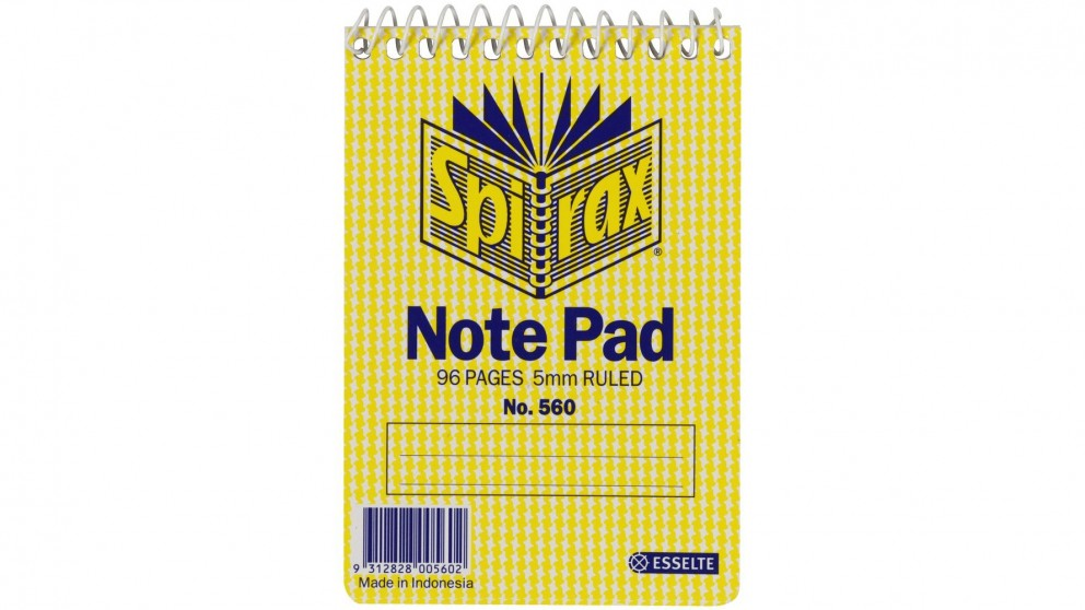 Spirax 560 Notebook - 5 pack