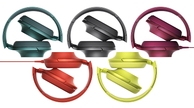 Sony h.ear Over-Ear High Resolution Headphones